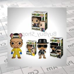 FUNKO POP Breaking Bad HEISENBERG WALTER WHITE SAUL GOODMAN
