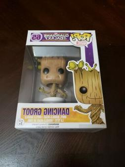 Funko Pop! Marvel: Dancing Groot Guardians Of The Galaxy #65