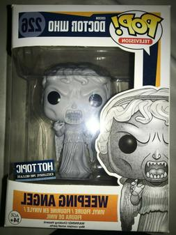 Funko Pop Doctor Who Weeping Angel Hot Topic Pre Release