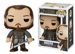 Funko POP Game of Thrones: Bronn Action Figure #39 NEW Dead