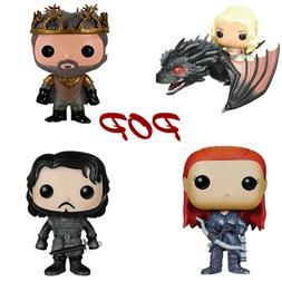 FUNKO POP Game of Thrones Daenerys & Dragon YGRITTE Renly Ba
