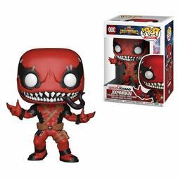 Funko Pop Games Marvel Contest of Champions Venompool Vinyl