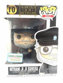 Funko Pop! George R.R. Martin Game of Thrones #01 Barnes & N