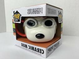 Funko Pop Home Snoopy Flying Ace Ceramic Mug Peanuts Gang Co