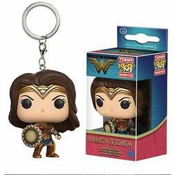 Funko Pop Keychain DC Wonder Woman Movie Wonder Woman Action