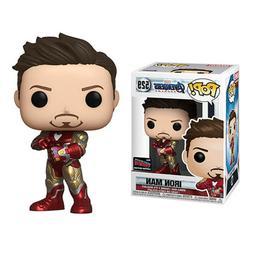 FUNKO POP Marvel Avengers Endgame Tony Stark Iron Man Action