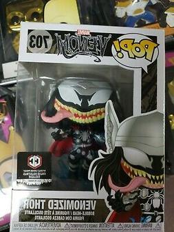 Funko Pop! Marvel Venomized Thor Chalice Exclusive #703