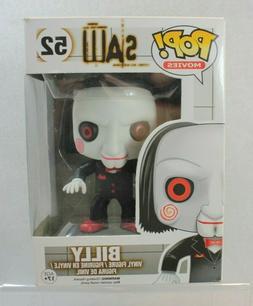 Funko Pop Movies BILLY Puppet Vinyl Figure 52 Jigsaw Saw