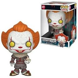 Funko Pop Movies IT Chapter 2 Pennywise With Boat 10-Inch