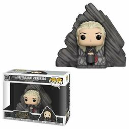 Funko Pop Ride Game Of Thrones Daenerys on Dragonstone Thron