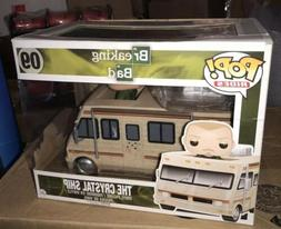Funko POP Rides Breaking Bad The Crystal Ship Huge Vaulted J
