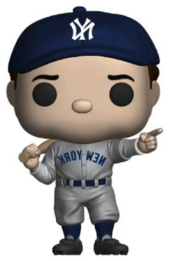 Funko Pop Sports Babe Ruth #02 Vinyl Figure NIB IN STOCK