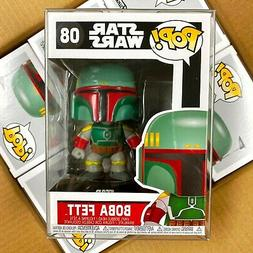 Funko POP! Star Wars Bobble Head Boba Fett Vinyl 3.75-Inch F