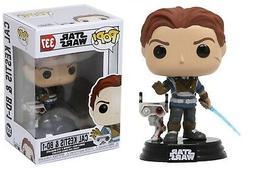 Funko POP! Star Wars Jedi Fallen Order: Cal Kestis w/ BD-1 W