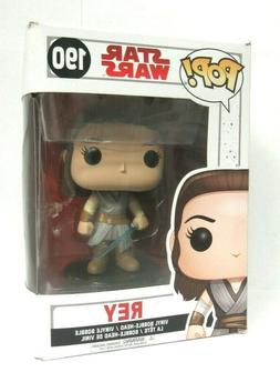 Funko Pop Star Wars The Last Jedi Rey Vinyl Action Figure
