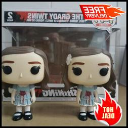 FUNKO POP The Grady Twins The Shining Toys Collection Model