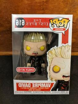 Funko Pop! The Lost Boys Vampire David #616 Target Exclusive