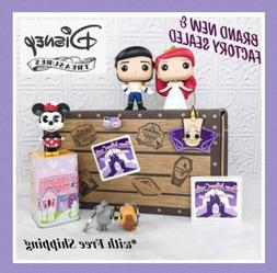 Funko POP Disney Treasures EVER AFTER CASTLE Box Princess Ar