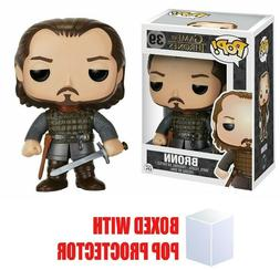 Funko POP Vaulted Game of Thrones: Bronn #39 With Protector