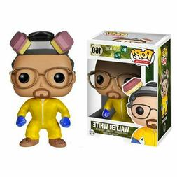Funko Pop Walter White Breaking Bad Action Figure Toys 10cm
