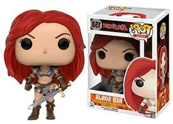 Funko Red Sonja Pop Heroes Figure