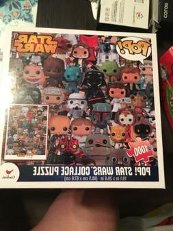 Funko POP Star Wars Collage Puzzle