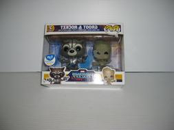 FYE Exclusive Guardians of the Galaxy Vol 2 Groot & Rocket F