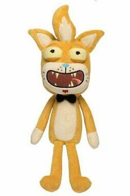Funko Galactic Plushies: Rick and Morty-Squanchy, Multicolor
