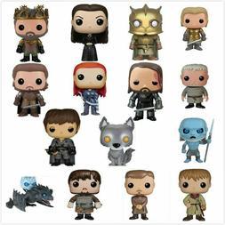 Game Of Thrones POP, Grey Wind The Mountain Hodor Jaime Lann