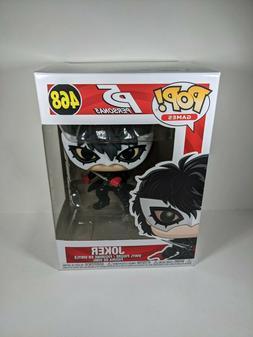 Games: Persona 5 - Joker #468 Funko Pop! Vinyl