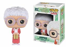 GOLDEN GIRLS - SOPHIA - FUNKO POP - BRAND NEW - TV 9122