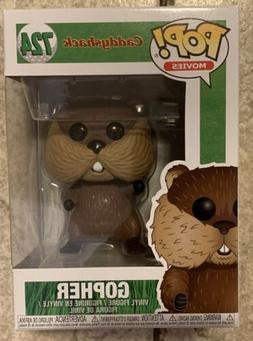 GOPHER - Funko Pop Movies Caddyshack #724 IN STOCK