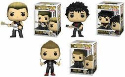 Green Day Complete Set  Funko Pop! Rocks