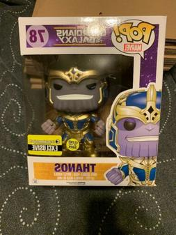 Guardians of the Galaxy Thanos Glow-in-the-Dark Pop Entertai