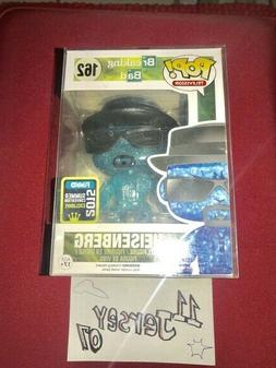 Heisenberg  - #162 - Funko Pop - Breaking Bad - w/ protector