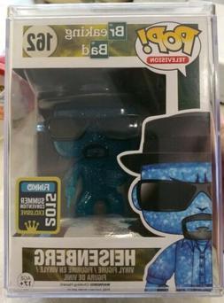 Heisenberg  Breaking Bad #162, Funko Pop! 2015 SDCC Exclusiv