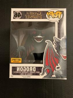 *IN HAND* Funko Pop! Game of Thrones 6 Inch Drogon #46 Hot T
