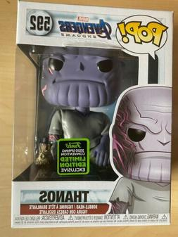 In Hand Funko Pop Marvel Avengers Endgame ECCC Shared ExclTH