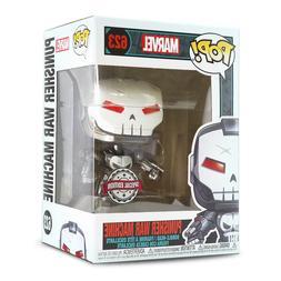 IN HAND! Funko POP! Marvel - Punisher War Machine Special Ed