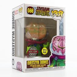 IN HAND! Funko POP! Marvel Zombies - Mysterio  Exclusive