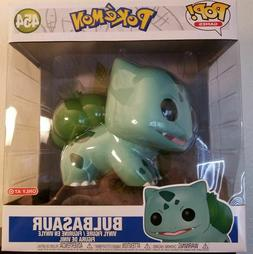IN HAND Funko Pop Pokemon: Bulbasaur 10 Inch Target Exclusiv