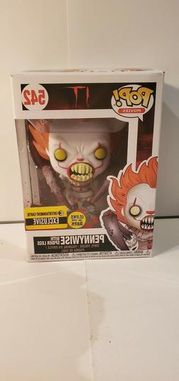 IT Pennywise With Spider Legs Entertainment Earth Exclusive