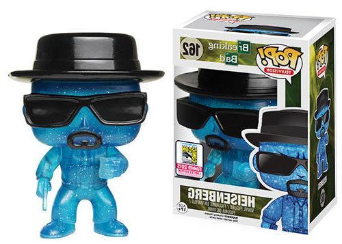 Funko Pop Breaking Bad Heisenberg