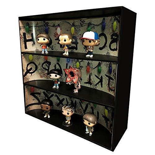 1 stackable toy shelf