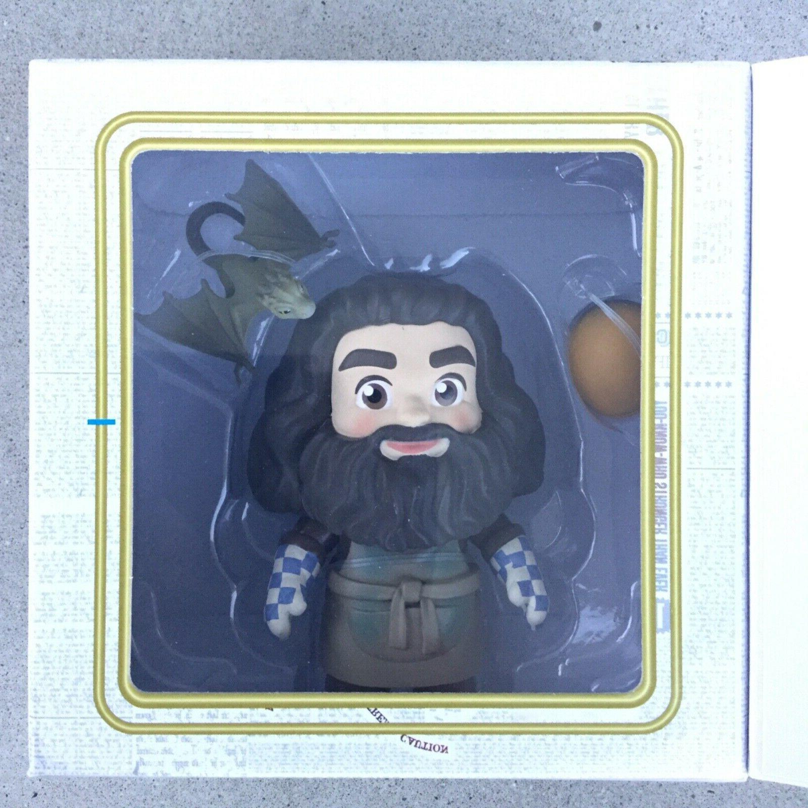 """Funko 5 Star: Harry Potter - Rubeus Hagrid 3"""" Doll With Acce"""