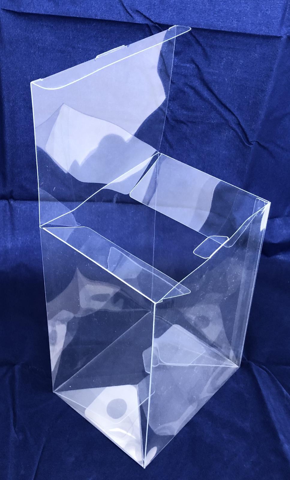 50 Crystal case Figures