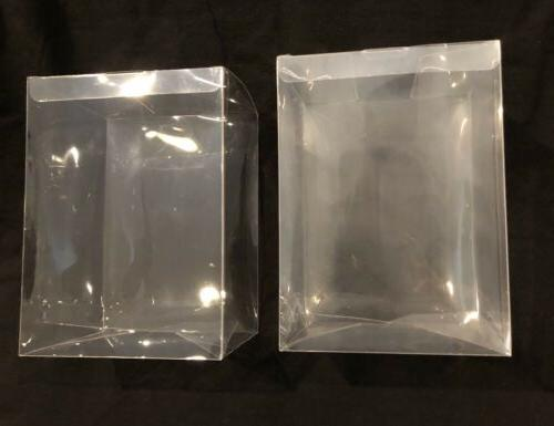 "X FUNKO POP! PROTECTORS FOR 4"" Acid fit!"