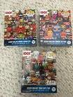 FUNKO POP! HEROES PUZZLES - LOT OF 3 - DC, MARVEL, STAR WARS