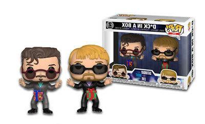 FUNKO POP! TELEVISION: Saturday Night Live - D*ck in a Box 2