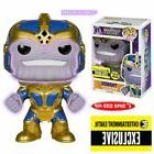 Funko Pop! Marvel Guardians of the Galaxy Thanos Glow-in-the